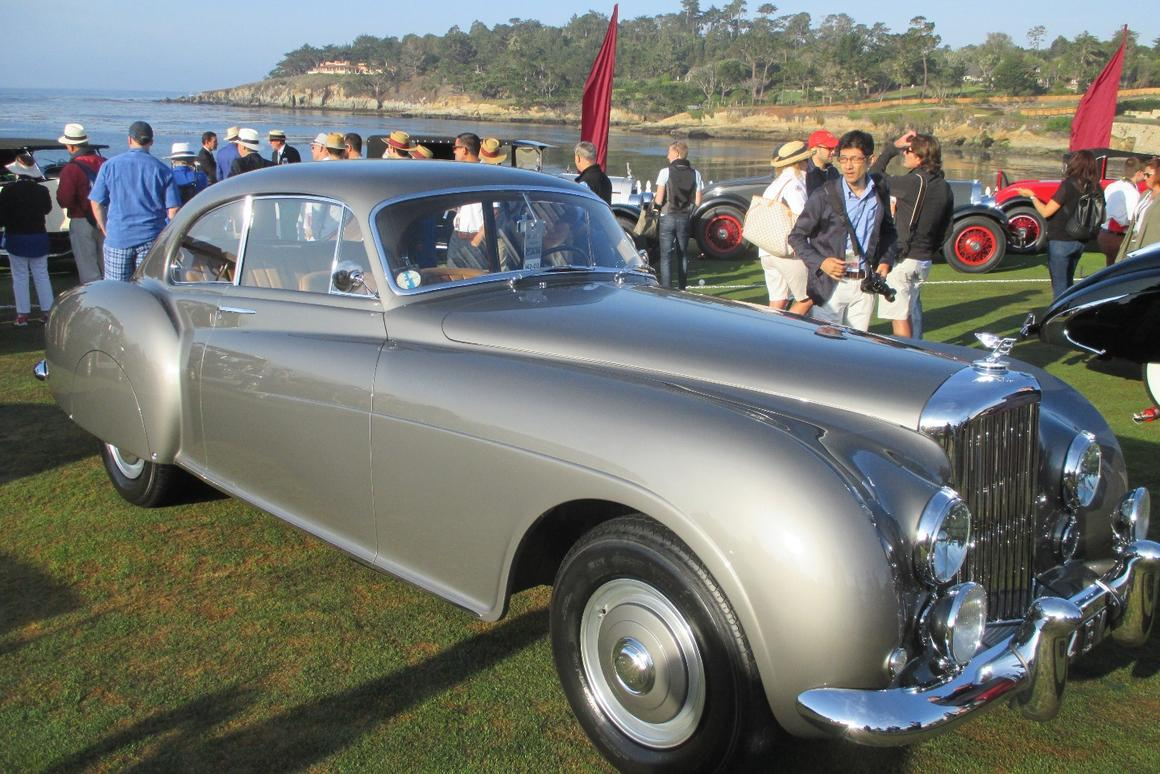 2015 Monterey Car Week and Pebble Beach Concours Pictorial