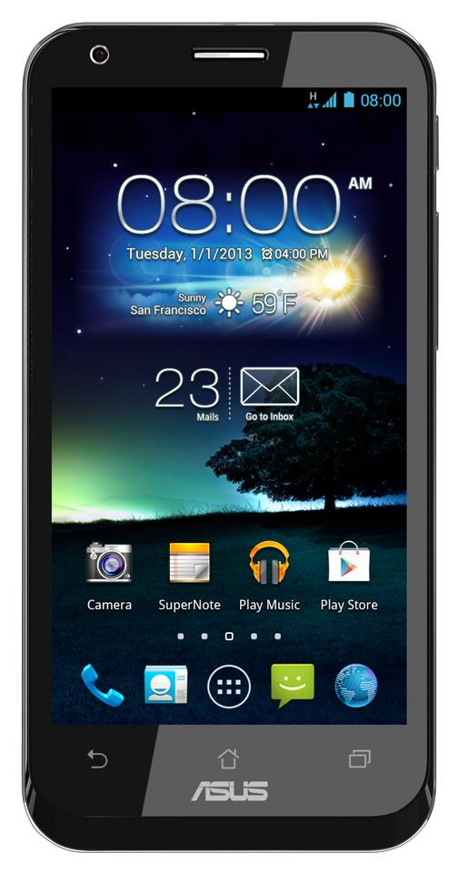 The Padfone 2 weighs in at 135 g (4.8 oz)