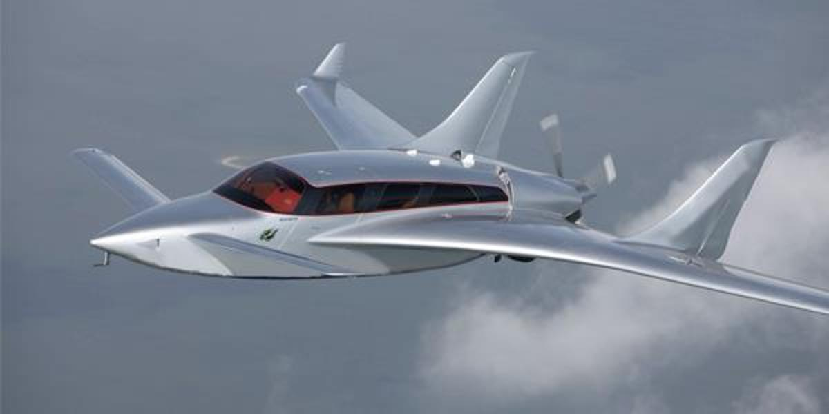"""Volta Volaré has begun taking orders for its four-seater GT4 hybrid private aircraft it calls """"most technologically advanced private aircraft available anywhere on Earth"""""""
