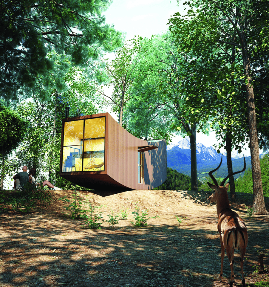 Tiny House Design Competition Winners Reveal Modular Delights