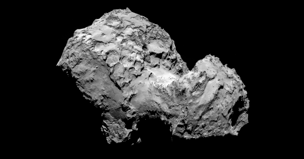 Missing ingredient for life finally found on a comet