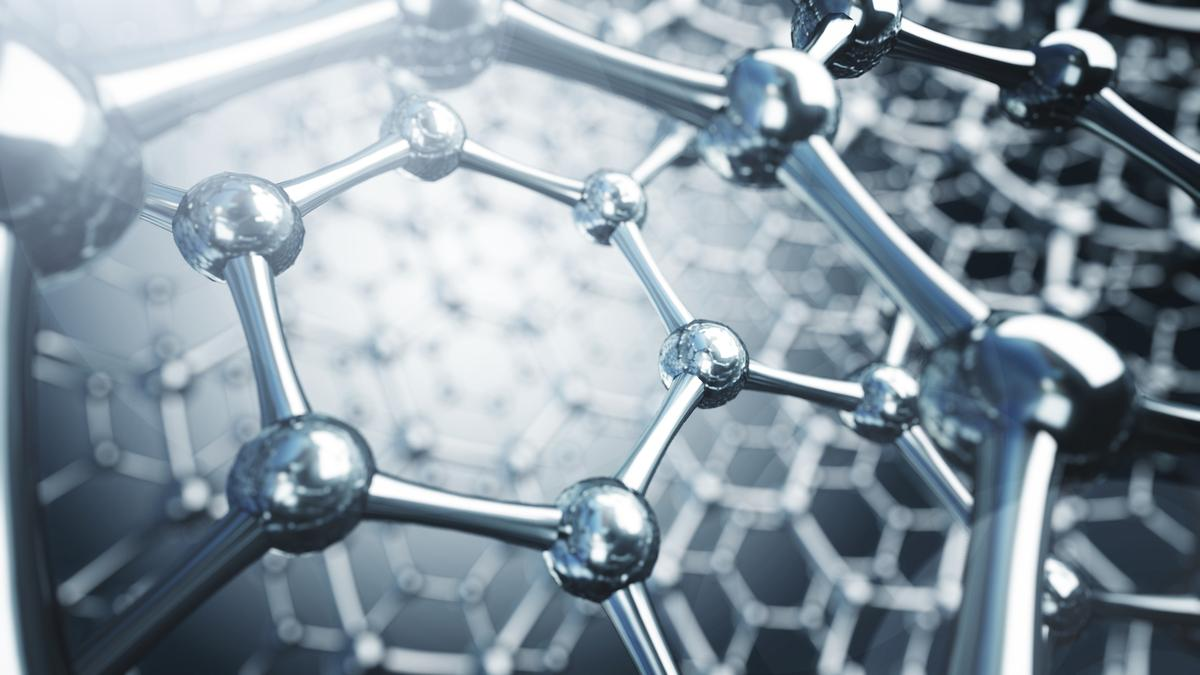 Researchers have developed a new method for converting graphene into diamond film