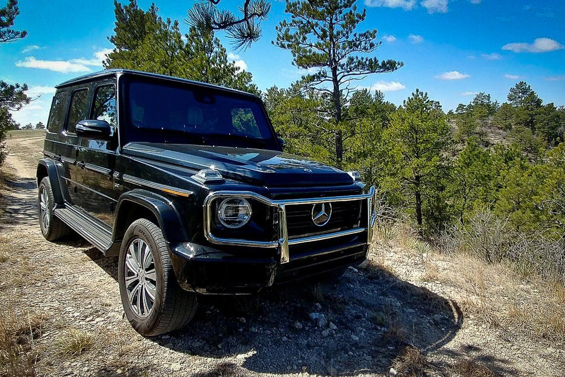 2019 Mercedes Benz G550 The New Still Awesome G Unit