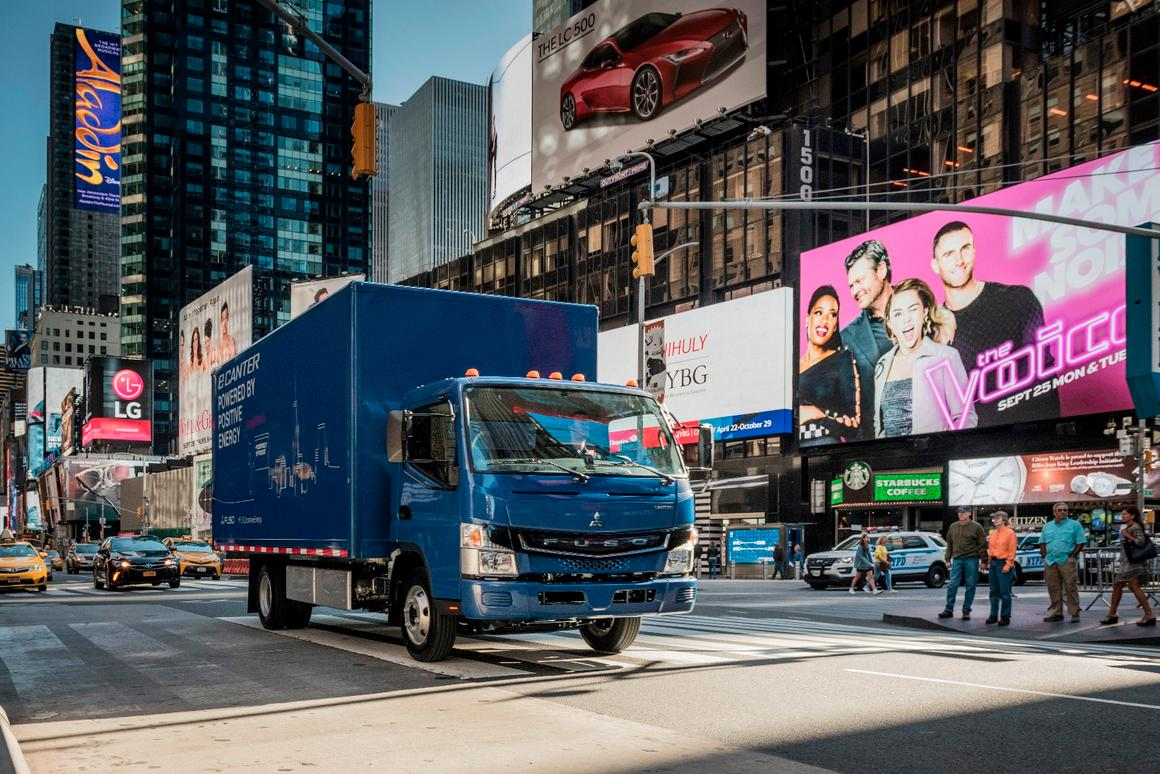 Daimler plans to deliver 500 eCanter trucks to customers in the US, Europe and Japan over the next two years