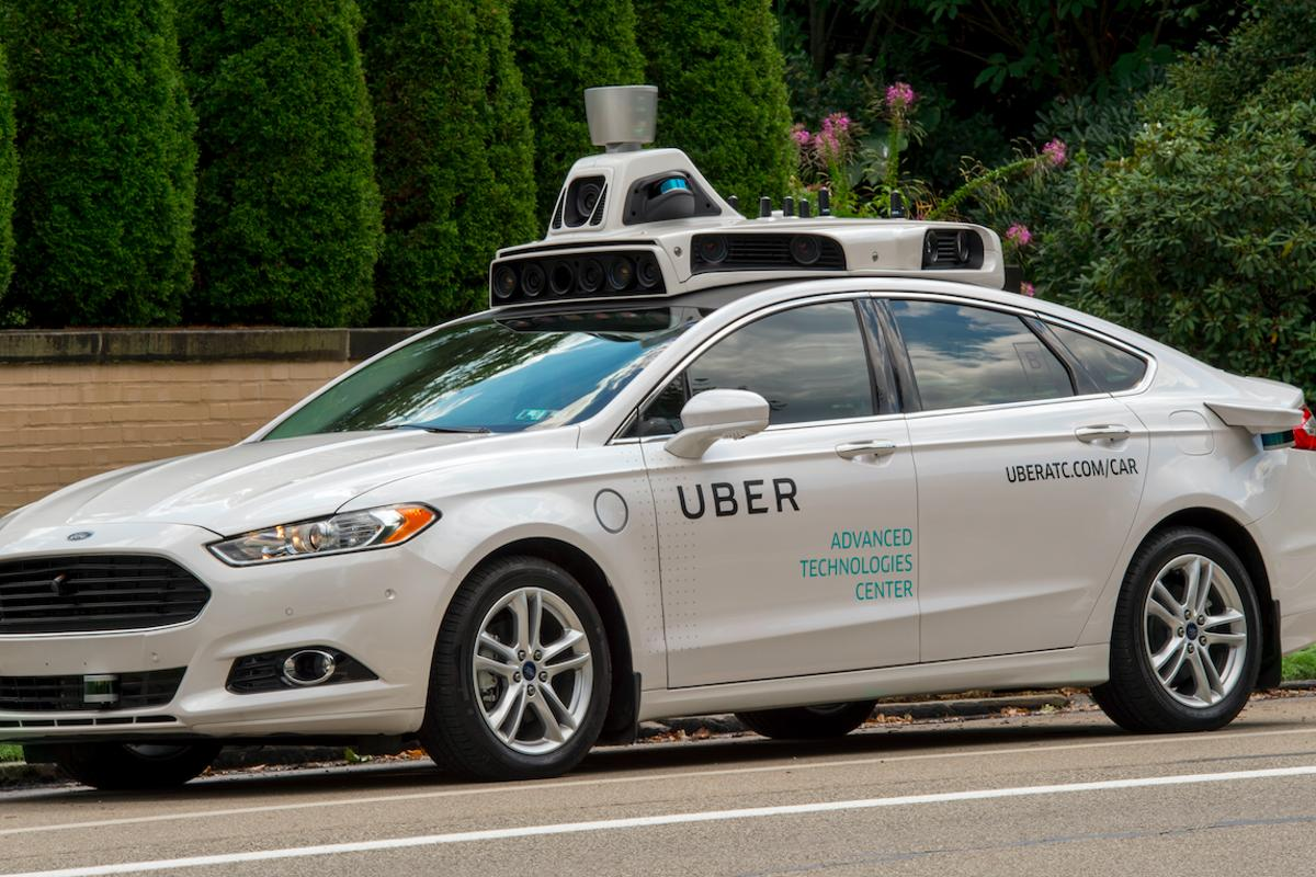 Uber sees real-world testing as critical to the success of autonomous driving technology