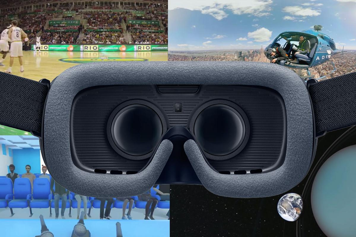 A roundup of GearVR's best non-gaming educational apps and experiences