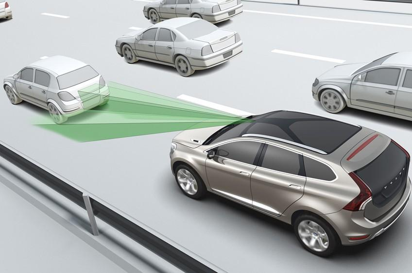 Volvo's City Safety package is one of the AEB offerings currently on the market (Photo: Volvo)