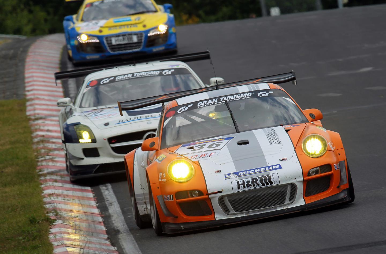 Porsche's 911 GT3 R Hybrid Version 2.0
