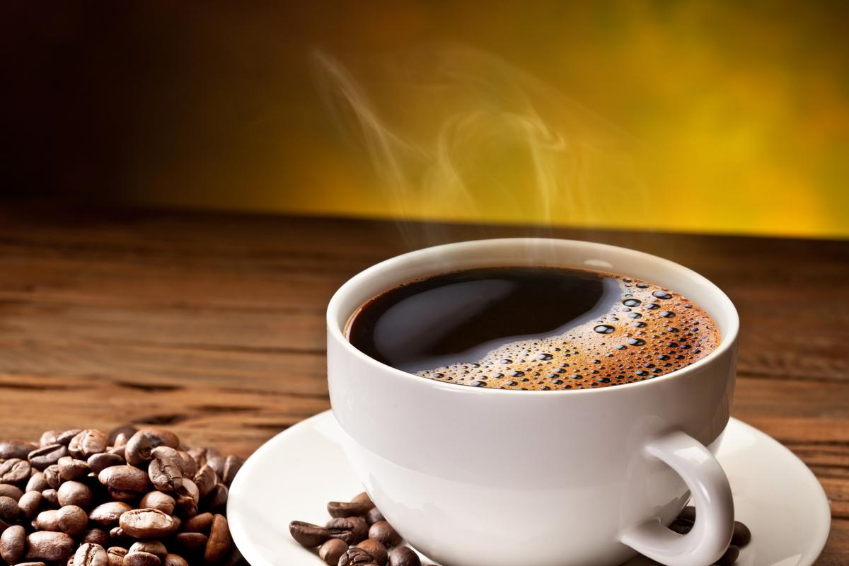 It has yet to be determined if the caffeine in coffee is entirely responsible for the effect, or if there are also other compounds at play