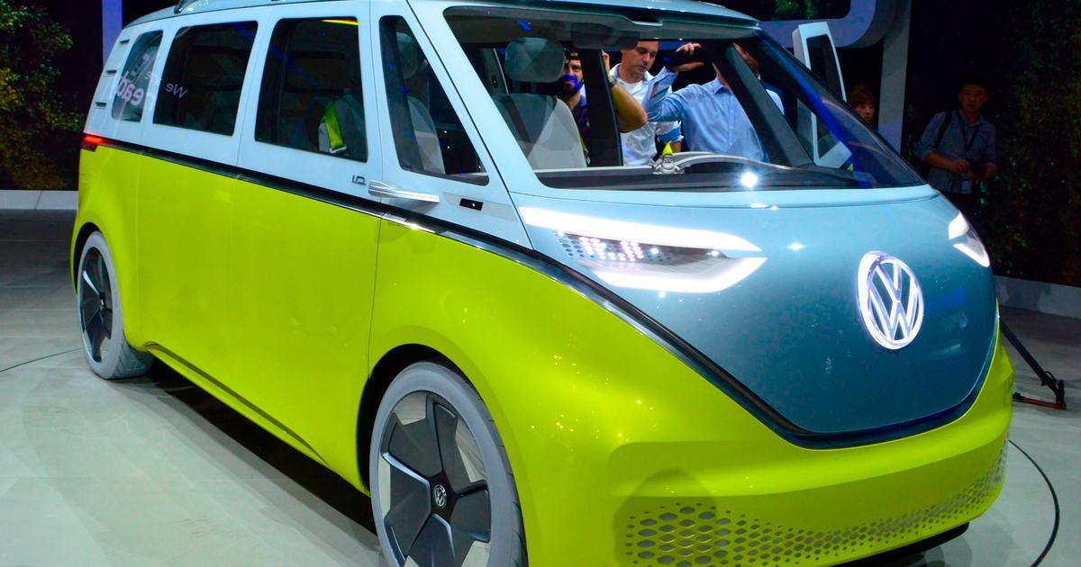 Self-driving camper vans inch closer as VW tests autonomous Bullis