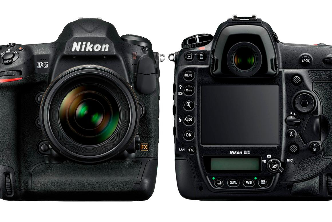 The D5 is the new flagship DSLR from Nikon
