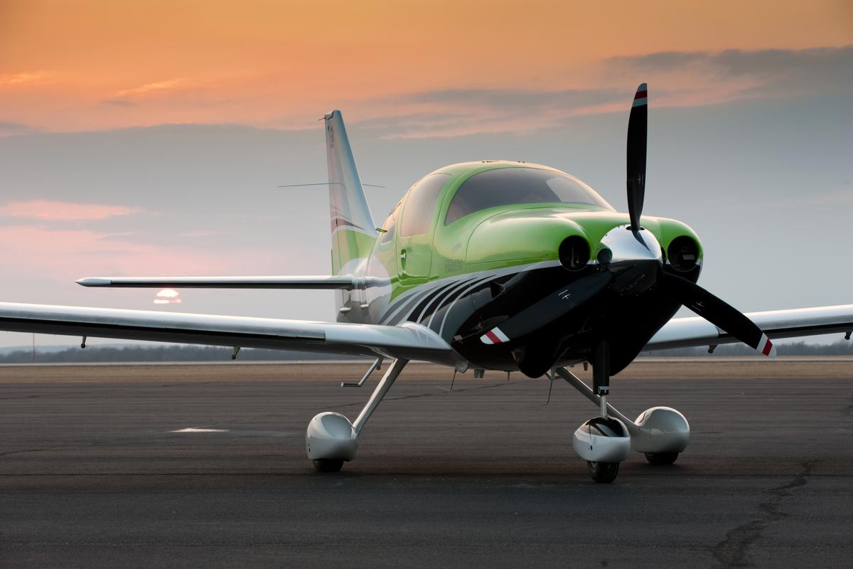 Cessna has announced production of its Corvalis TTX, claimed to be the world's fastest - and furthest-flying - fixed-gear aircraft