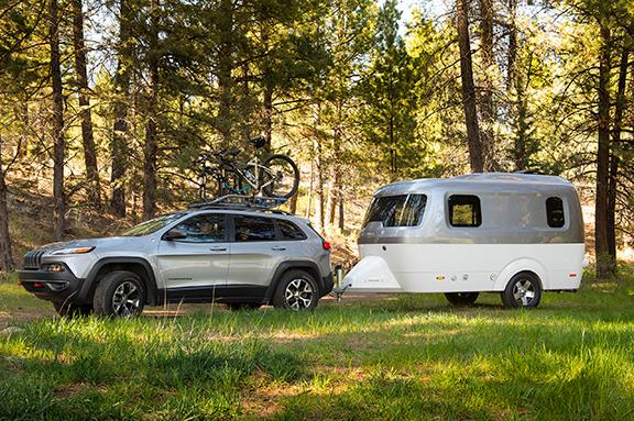 The Nest Caravan is a new camping trailer from Bend, Oregon