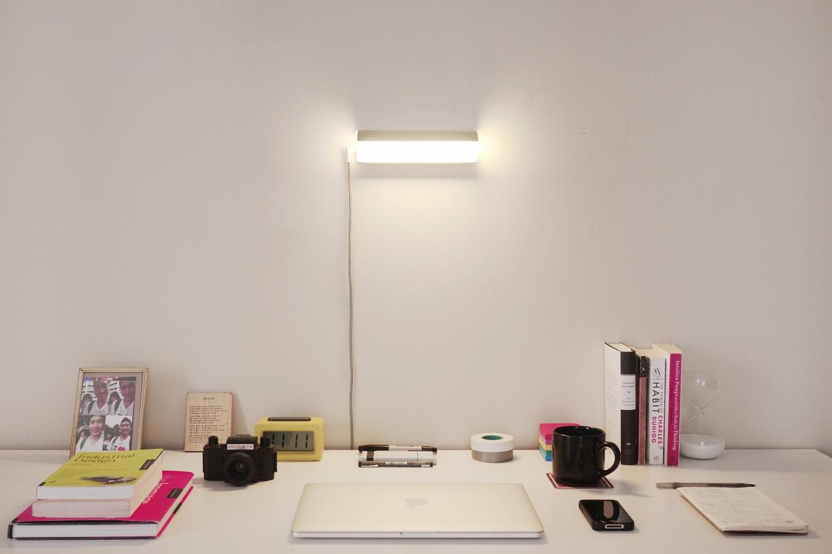 "The Tack is a ""multifunctional home lighting system designed for simplicity, adaptability and modernity"""