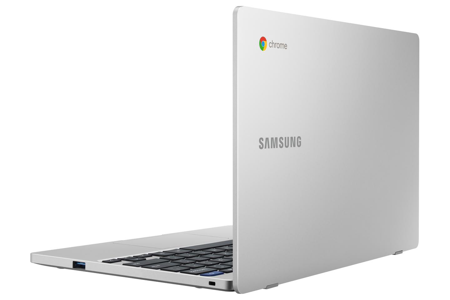 Samsung says that the Chromebook 4 and 4+ have been durability tested to military-grade standards