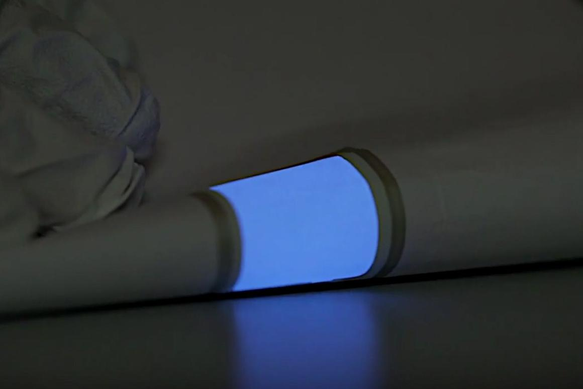 Researchers claim to be able to print electroluminescent panels directly onto the surface of 3D objects