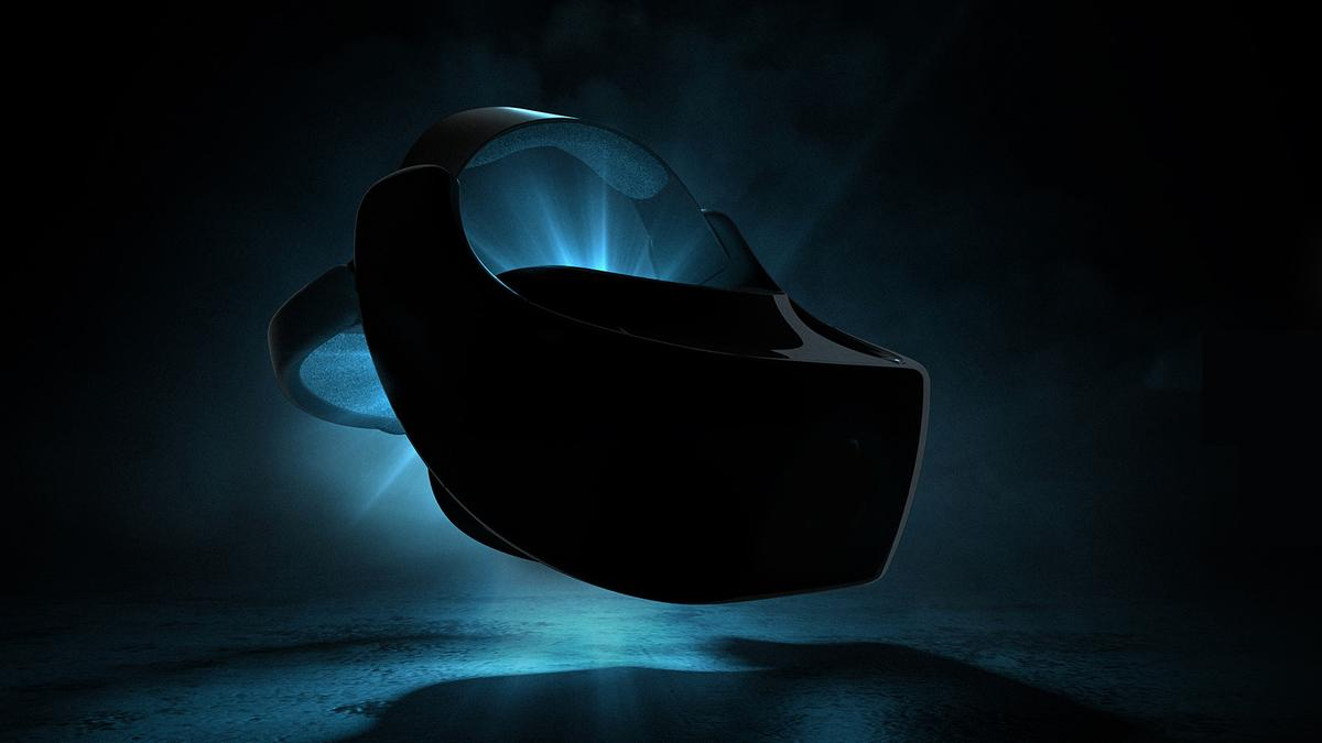 A shadowy look at the standalone HTC Vive Daydream headset, coming in 2017