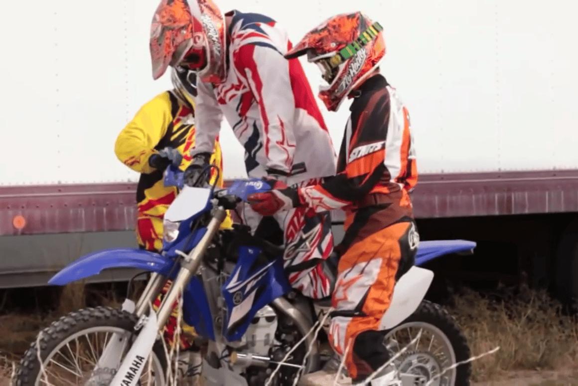 Interview: Semi-paralyzed wild man Tanner Godfrey prepares
