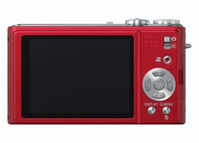 The 230,000-dot high resolution 2.7 inch LCD display features automatic brightness adjustment for clear viewing at all times