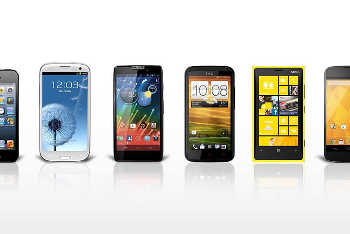 How do 2012's best smartphones stack up?