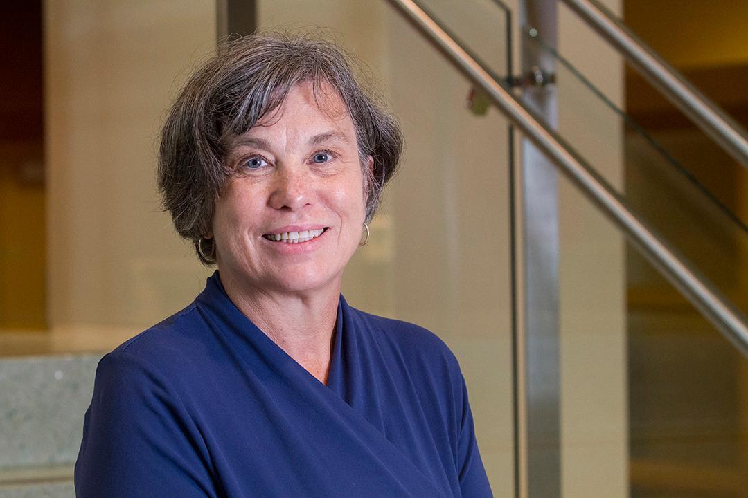Linda Smith, leader of the study (Photo: Indiana University)