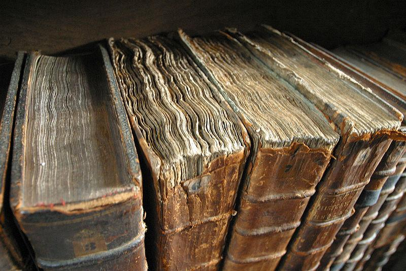 Researchers have analyzed the text from four percent of all books ever published, to learn about how human culture has changed (Photo: Tom Murphy VII)