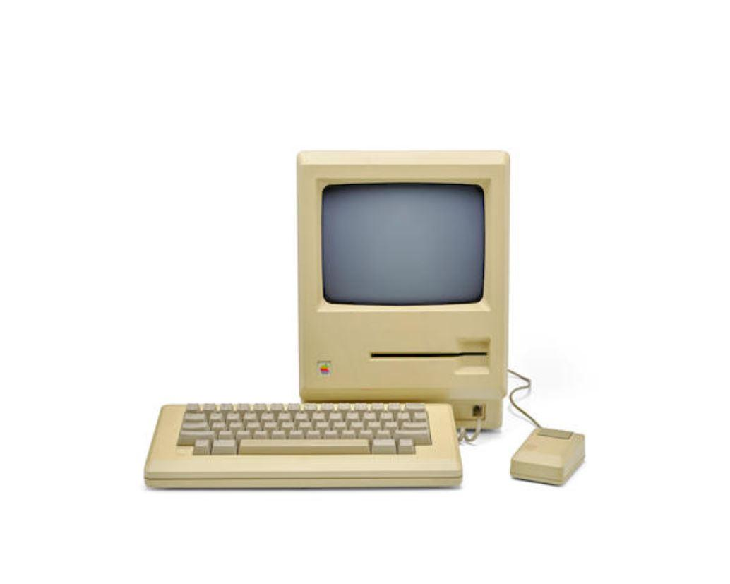 The Macintosh up for auction is one of only two survi
