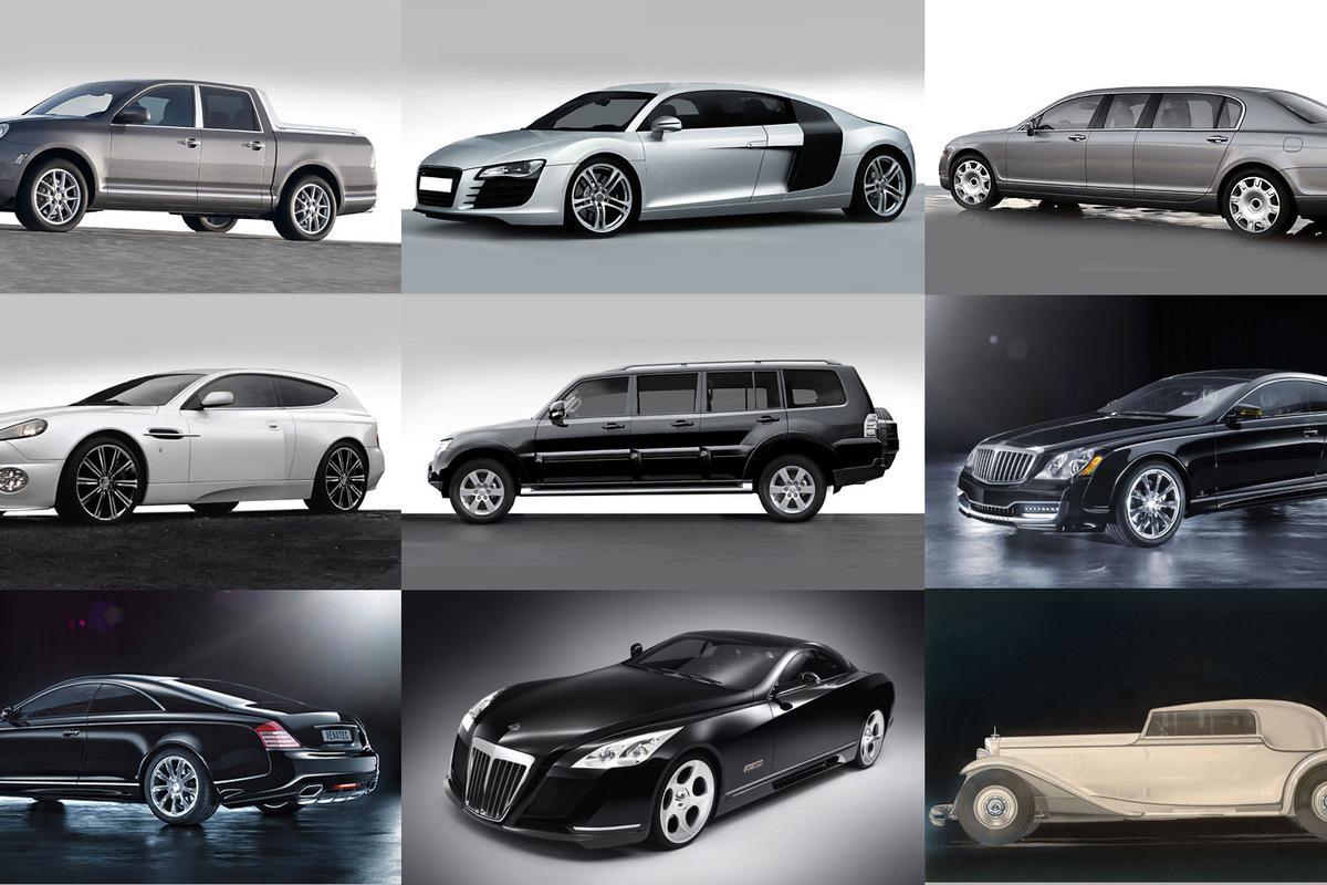 Xenatec builds tastefully modified prestige cars