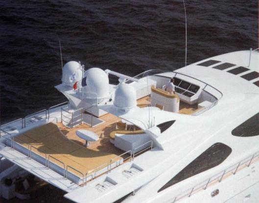 EUR 20 million yacht