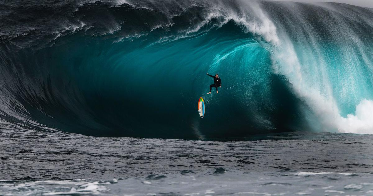 Take to the seas with Nikon's best surf photography of the year