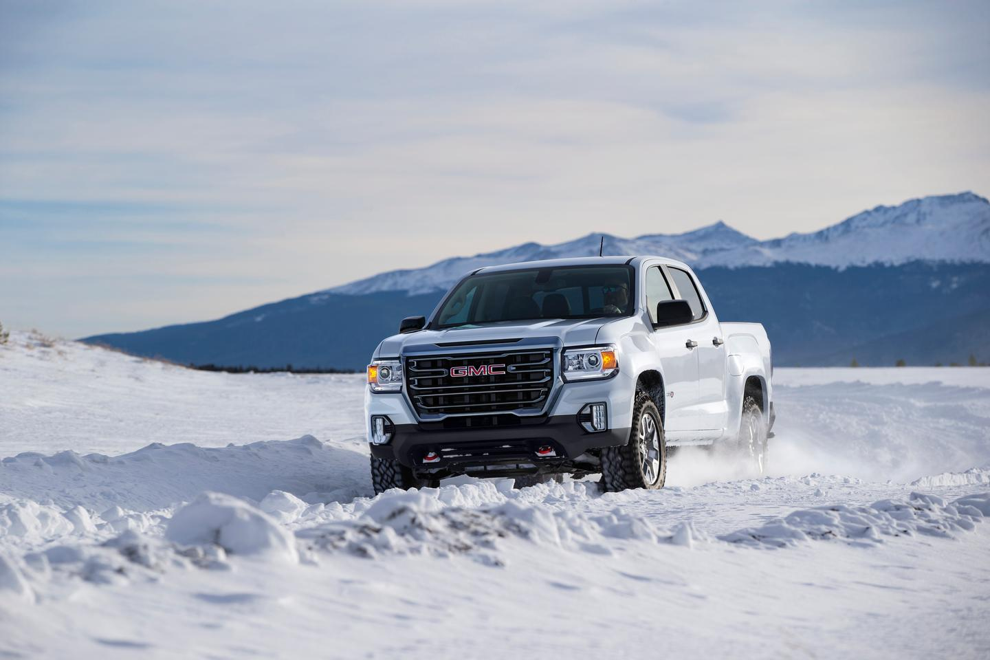 The 2021 GMC Canyon AT4 package was initially promoted with bombastic descriptions of its prowess