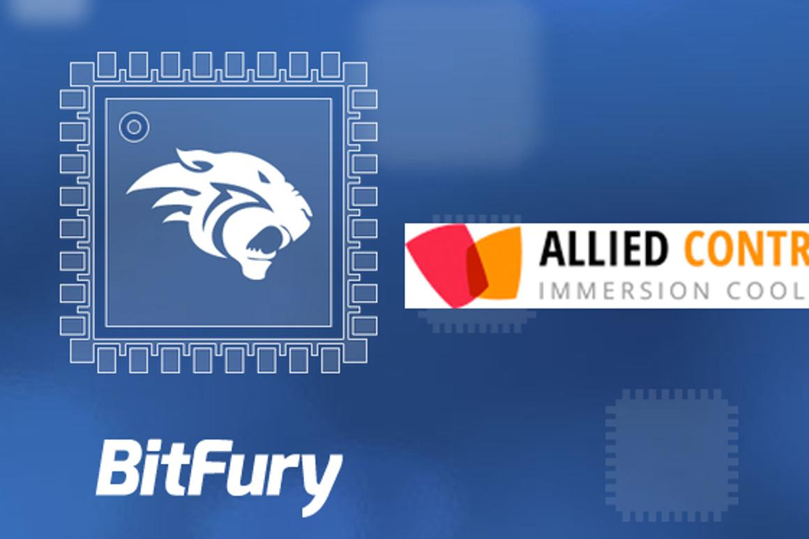 BitFury has purchased Allied Control to deal with the excess heat that is a byproduct of bitcoin mining