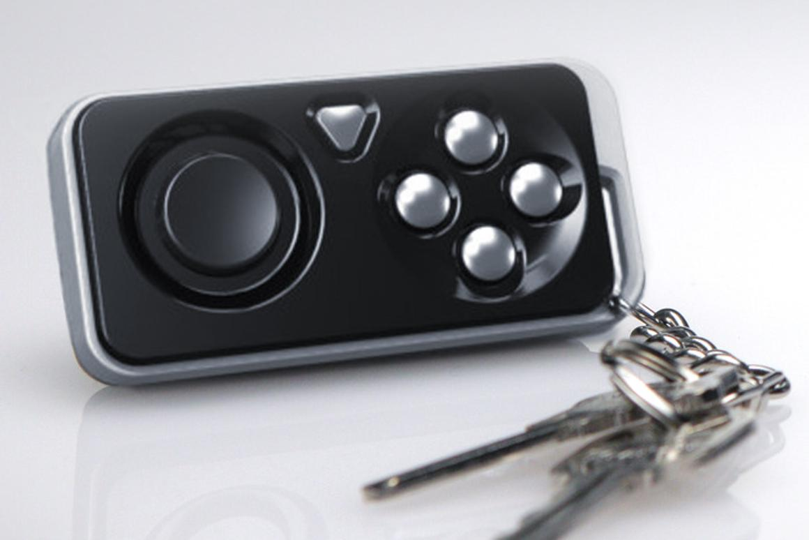 The iMpulse controls video games, media, and helps you find your missing keys