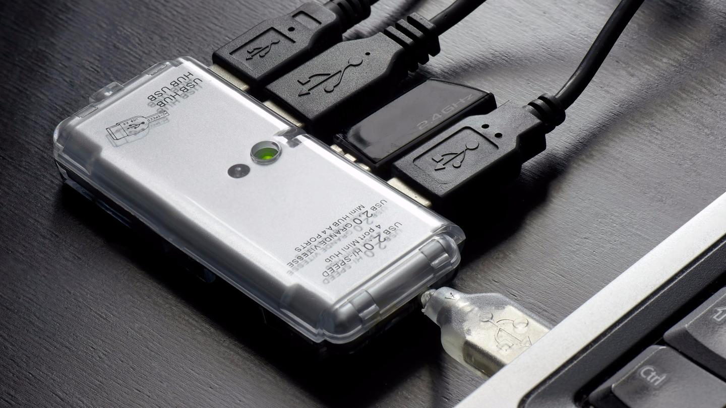 Researchers have found that USB connections pose a data security risk