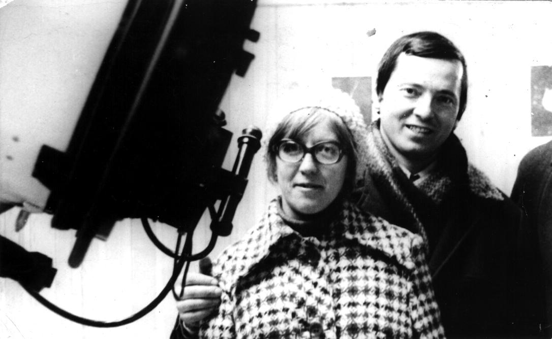 Klim Churyumov and Svetlana Gerasimenko; discoverers of comet 67/P