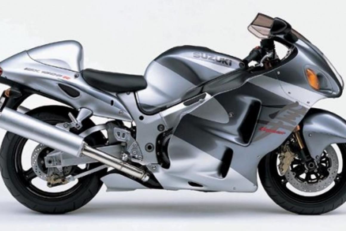 700 Horsepower from Suzuki Hayabusa