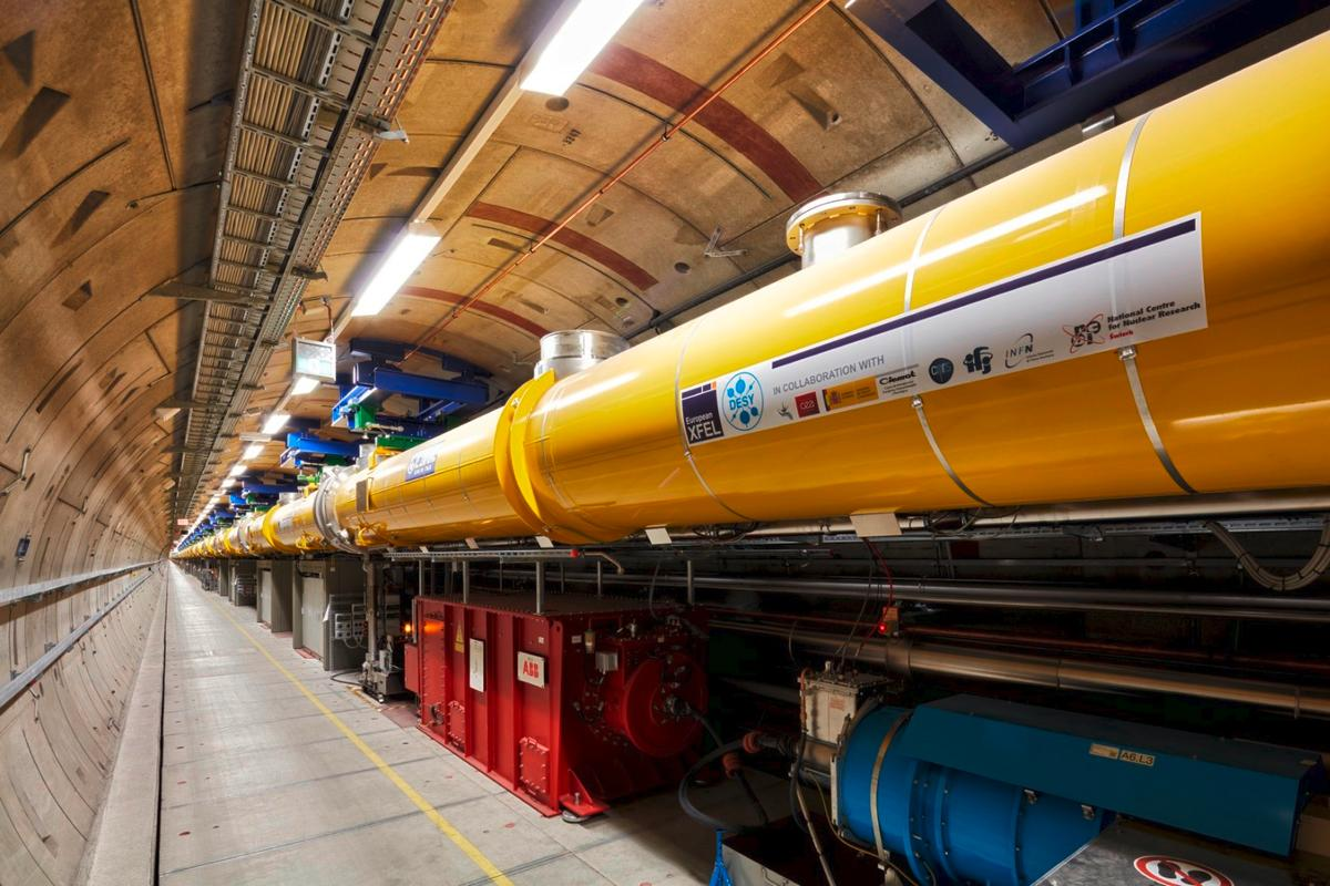 The largest x-ray laser in the world, the European XFEL, will begin its experiments later this month