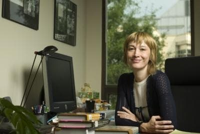 Silvia Ferrari is assistant professor of mechanical engineering and materials science at Duke's Pratt School of Engineering.Via Duke University.