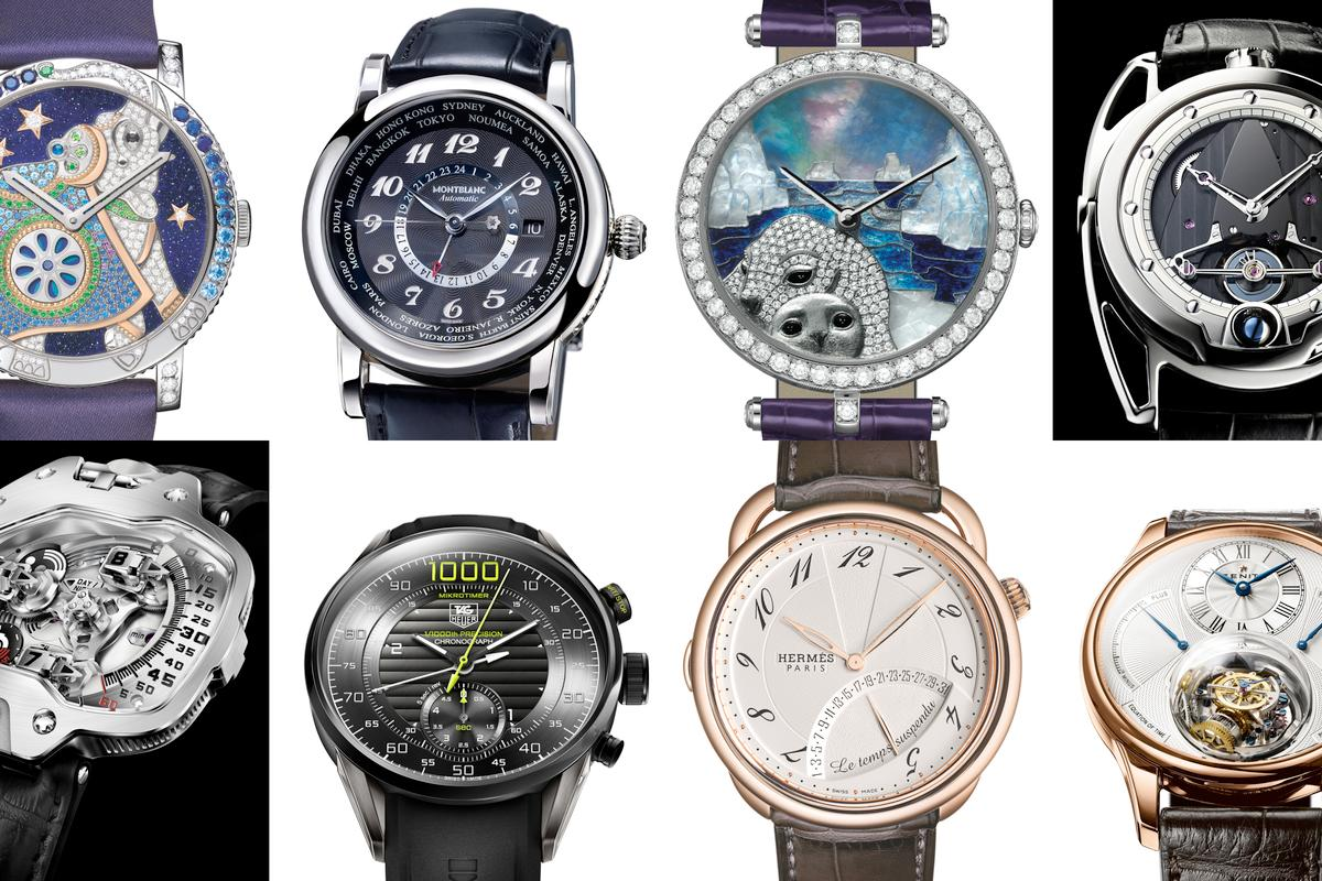 The 2011 Laureates represent the most remarkable examples of bespoke technology ever assembled. They cost as much as a Ferrari, and Grand Prix analogy is very relevant, only the watches are equally as complex