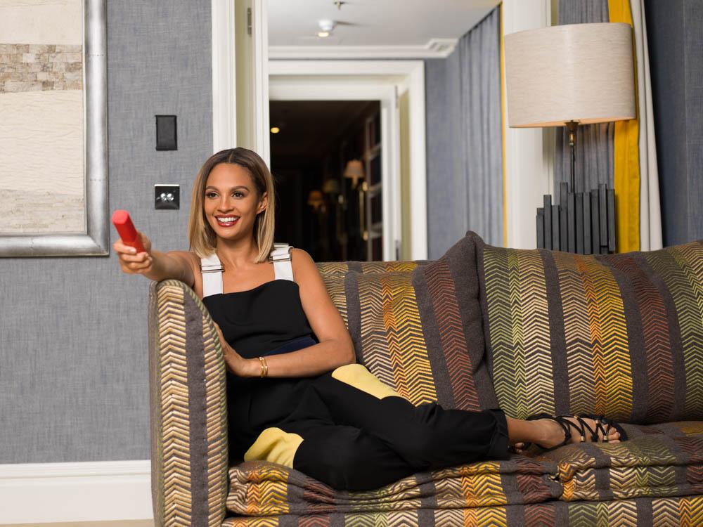 Britain's Got Talent judge, singer and songwriter Alesha Dixon is one of the music curators at Electric Jukebox