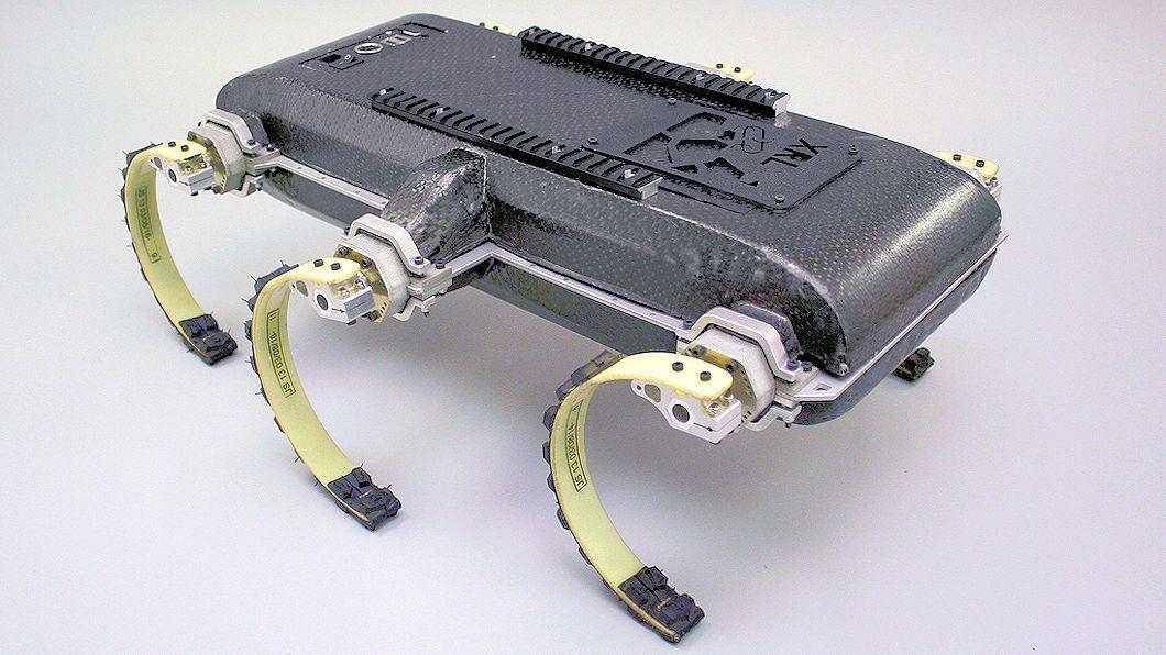 UPenn's XRL robot (Photo: UPenn)