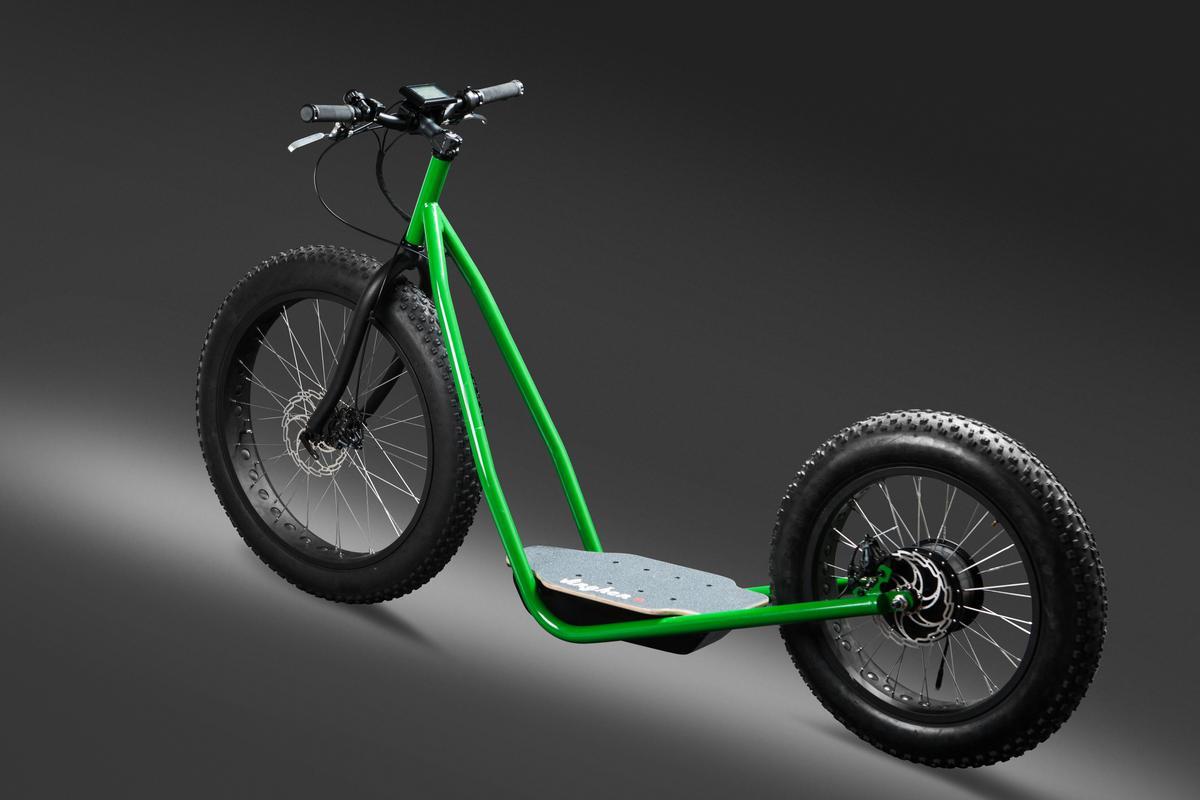 The Vinghen Ti1 is presently on Kickstarter