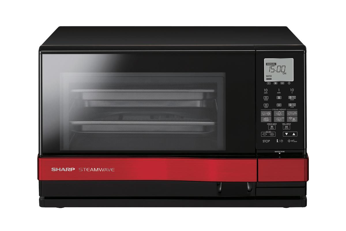 Sharp Steamwave AX-1100 3-in-1 steam oven