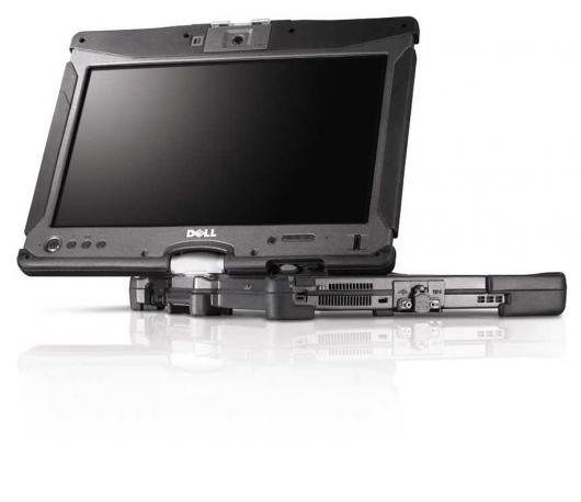 Dell has released the thinnest and lightest 12.1-inch rugged convertible tablet, the Latitude XT2 XFR