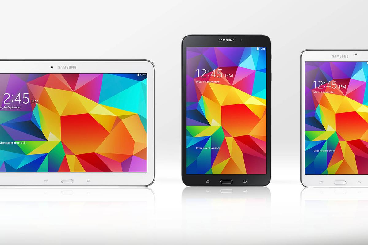 Samsung returns to the mid-range with the Galaxy Tab 4 series