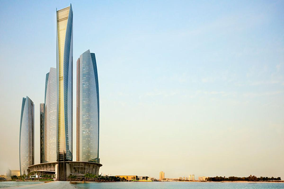 The Jumeirah at Etihad Towers Hotel in Abu Dhabi opens with classy restraint