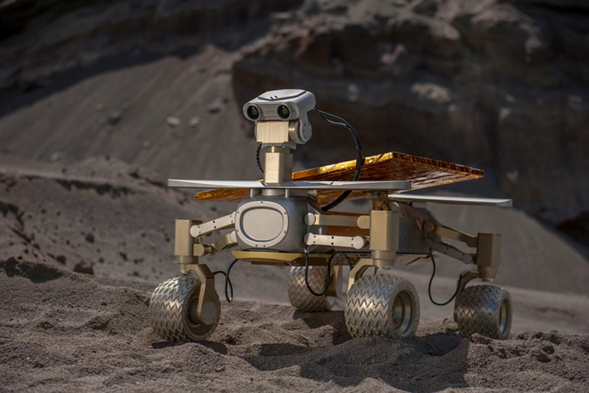 Backers of the RRE Kickstarter will be tasked with helping get the Asimov RA3 ready for a lunar mission (Image: PTS / Alex Adler)