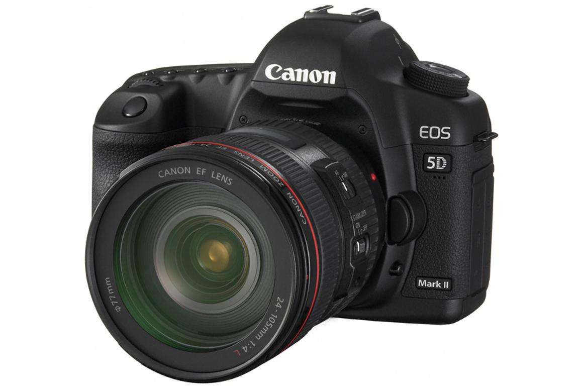 Unfortunately Canon's firmware update 2.0.3 didn't only bring welcome enhancements to the EOS 5D Mark II