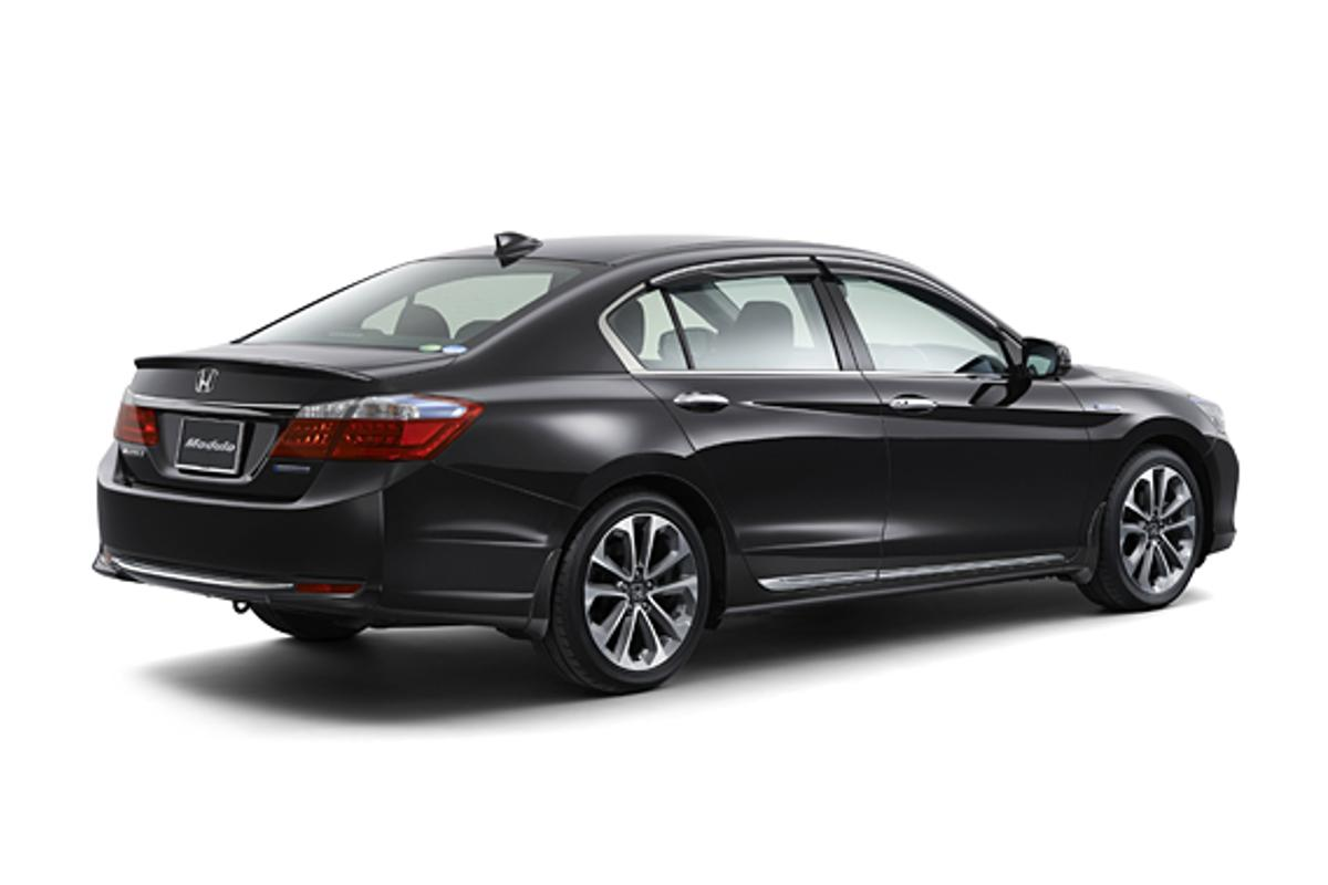 The 50 mpg-rated 2014 Accord Hybrid
