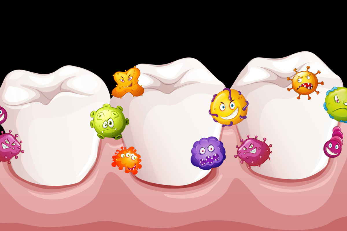 There is a hypothesis that the bacteria that causes gum disease can travel into the brain and promote inflammation and neurodegeneration, resulting in Alzheimer's disease